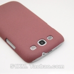 เคส s3 Case Samsung Galaxy s3 III i9300 เคสเนื้อทราย เท่ๆ กันลื่น Cool quicksand housing