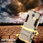 เคส Xiaomi Mi4 เคสกันกระแทกแยกประกอบ 2 ชิ้น ด้านในเป็นซิลิโคนสีดำ ด้านนอกพลาสติกเคลือบเงาโลหะเมทัลลิค มีขาตั้งสามารถตั้งได้ สวยมากๆ เท่สุดๆ ราคาถูก ราคาส่ง