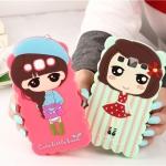 เคส Grand 2 Case Samsung Galaxy Grand 2 ซิลิโคนเด็กผู้หญิงแสนหวานน่ารักแนวคุณหนู ร่าเริง สดใส ราคาส่ง ราคาถูก ราคาปลีก