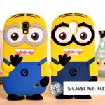 เคส Mega 2 LTE case samsung galaxy Mega 2 ซิลิโคนการ์ตูนมิเนี่ยนสุดกวน เคสมือถือ ขายปลีก ขายส่ง ราคาถูก -B-