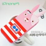 case iphone 5 เคสไอโฟน5 Japanese prison rabbit นักโทษกระต่ายน่ารักๆ