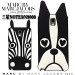 เคส note 3 Case Samsung Galaxy note 3 MARC BY MARC JACOBS เคสซิลิโคนน้องหมา น้องแมวและสัตว์หลายแบบแนวๆ ราคาส่ง ขายถูกสุดๆ -B-