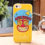 case iphone 5 เคสไอโฟน5 afro rocks เคส 2 ชิ้นแบบประกบ ซิลิโคน+พลาสติก สวยๆ เคสมือถือราคาถูกขายปลีกขายส่ง