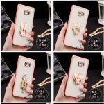 เคส Samsung Galaxy S6 Edge plus ซิลิโคน TPU ขอบทอง / โรสโกลด์ สวยงามมากๆ หรูหราสุดๆ ราคาถูก