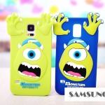 เคสซัมซุง S5 Case Samsung Galaxy S5 monsters university ซิลิโคน 3D เคสมือถือราคาถูกขายปลีกขายส่ง -B-