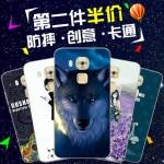 เคส Huawei Nova Plus ซิลิโคนนิ่ม ขอบใส ลายการ์ตูน ลายกราฟฟิค ลายน่ารักๆ Silicone TPU Case