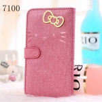 Case Samsung Galaxy Note 2 เคสกระเป๋าฝาพับ Hello Kitty น่ารักๆ เคสมือถือราคาถูกขายปลีกขายส่ง