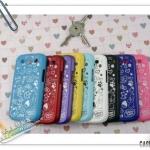 เคส S3 Case Samsung Galaxy S3 III i9300 เคสลายการ์ตูนน่ารักๆ สีทูโทนสวยๆ