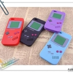 case iphone 5 เคสไอโฟน5 เคสซิลิโคนแปลกเป็นรูปเกมบอย gameboy
