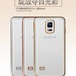 Case Samsung Note 4 ซิลิโคน TPU โปร่งใสขอบเงางาม ราคาถูก