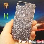 case iphone 5 เคสไอโฟน5 เคสประดับกากเพชรระยิบระยับ สวยมาก มีหลายสีให้เลือก