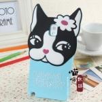 เคสซัมซุงโน๊ต3 Case Samsung Galaxy note 3 Rebecca Bonbon ซิลิโคน 3D หน้าน้องแมว น่ารักๆ เคสมือถือราคาถูกขายปลีกขายส่ง
