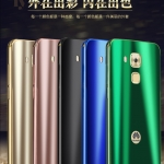 เคส Huawei Nova Plus ขอบเคสโลหะ Bumper + พร้อมแผ่นฝาหลังเงางามสวยจับตา ราคาถูก
