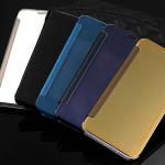 เคส Samsung Galaxy A9 แบบฝาพับเงางามสวยมากๆ ราคาถูก