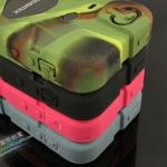 case iphone 5 เคสไอโฟน5 เคสกันกระแทก RGBMIX แนวอึดๆ ถึกๆ มีหลายสี ทั้งแบบทหาร และสีเรียบ สีหวาน RGBMIX armored vehicles iPhone5 shell silicone protective