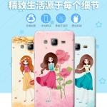 เคส Samsung J2 Prime ซิลิโคนนิ่ม ขอบใส ลายการ์ตูน ลายกราฟฟิค ลายน่ารักๆ เท่ๆ Silicone TPU Case