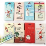 case iphone 5 เคสไอโฟน5 เคสกระเป๋าหนังฝาพับข้างลายการ์ตูนน่ารักตั้งได้ ponybrown The Korean cartoon Little Red Riding Hood