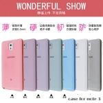 เคส note 3 Case Samsung Galaxy note 3 ซิลิโคน TPU แบบใสใช้โชว์ความสวยของโทรศัพท์ ราคาส่ง ขายถูกสุดๆ