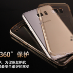 เคส Samsung Galaxy S7 ซิลิโคน TPU โปร่งใส แบบประกบด้านหน้าและหลัง ครอบคลุมทั้งตัวเครื่อง ราคาถูก