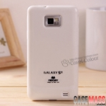 Case S2 Case Samsung Galaxy S2 i9100 เคสซิลิโคน TPU นิ่มๆ ไม่ทำให้ตัวเครื่องเป็นรอย เนื้อ Glitter เป็นประกายวิ๊บวั๊บ glitter protective shell Candy TPU Silicone Case
