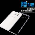 Case Samsung Galaxy S6 ซิลิโคน TPU แบบใสบางเฉียบโชว์ตัวเครื่องได้เต็มที่ Super Slim ราคาถูก ราคาส่ง