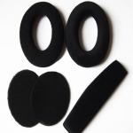 ขายฟองน้ำหูฟัง X-Tips รุ่น XT12 สำหรับหูฟัง Sennheiser HD515