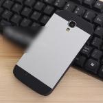 เคส S4 Case Samsung Galaxy S4 i9500 motomo พลาสติกติดแผ่นโลหะด้านนอก ผิวเป็นเงาลายโลหะสวยๆ