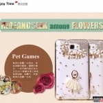 เคส Note 1 Case Samsung Galaxy Note 1 ประดับเพชรบัลเลย์สวยๆ เป็นประกาย หรูหรา
