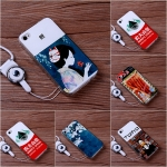 เคส iPhone 4s ซิลิโคน soft case สกรีนลายการ์ตูนน่ารักๆ ราคาถูก (ไม่รวมสายคล้อง)