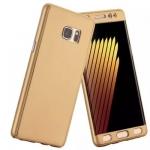 เคส Samsung Galaxy Note 5 พลาสติกเคลือบเมทัลลิคแบบประกบหน้า - หลังสวยงามมากๆ ราคาถูก