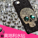 เคส iPhone 5C เคสพลาสติกประดับไข่มุข คริสตัล สุดหรูหรา สวยงาม เริ่ดที่สุดในสามโลก ราคาถูก