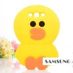 Case Samsung Galaxy A8 ซิลิโคน TPU 3 มิติ การ์ตูนสุดฮิต ราคาถูก-B-