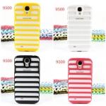 เคสซัมซุง S4 Case Samsung Galaxy S4 i9500 เคสพลาสติกทรงบันไดแนวๆ