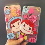 case iphone 5s / 5 พลาสติกลาย Fujiya Peko ราคาส่ง ขายถูกสุดๆ