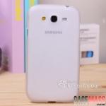 Case Grand Case Samsung Galaxy Grand Duos i9082-i9080 เคสซิลิโคนโปร่งแสง บางๆ นิ่มๆ ไม่ทำให้ตัวเครื่องเป็นรอย เรียบๆ บางๆ สวยๆ The new Samsung i9082 i9080 transparent frosted silicone soft shell