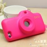 case iphone 5c เคสไอโฟน5c เคสทำเป็นกล้องถ่ายรูปกลมๆ มนๆ น่ารักๆ