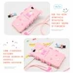 Case Huawei Nova ซิลิโคนแบบนิ่ม soft case การ์ตูนมายเมโลดี้น่ารักมากๆ ราคาถูก (ไม่รวมสายคล้อง)