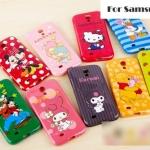 Case S4 เคส Samsung Galaxy S4 i9500 เคสลายการ์ตูนดิสนีย์ มิกกี้มส์ My Melody คิตตี้ น่ารักๆ ซิลิโคน TPU เคสมือถือ ราคาถูก ขายส่ง -B-