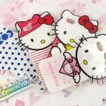 case iphone 5 เคสไอโฟน5 เคส TPU คิตตี้น่ารัก Hello kitty 3D
