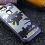 Case Huawei P9 Plus เคสกันกระแทกแยกประกอบ 2 ชิ้น ด้านในเป็นซิลิโคนสีดำ ด้านนอกพลาสติกลายทหาร ลายพราง สวย แกร่ง ถึก ราคาถูก