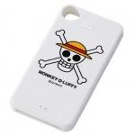 เคส iphone 4s เคสไอโฟน4 โจรสลัด One Piece of silicone case