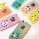 Case iPhone 6s, iPhone 6 (4.7 นิ้ว) พลาสติกลายการ์ตูนแสนน่ารัก ราคาถูก