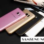 Case Samsung Galaxy Note 5 ขอบเคส Bumper โลหะ + แผ่นหลัง ประกอบ 2 ชิ้น สวยมากๆ ขายถูกสุดๆ
