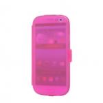 case s3 เคส Samsung Galaxy s3 เคสฝาพับซิลิโคน TPU บางๆ โปร่งแสง ผิวด้านๆ สวยๆ ราคาส่ง ขายถูกสุดๆ