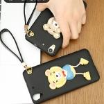 เคส Huawei Y6II พลาสติกหมีน้อย 3 มิติ น่ารักสุดๆ ไม่ซ้ำใคร ราคาถูก
