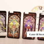 เคส iphone 6 4.7 inch พลาสติกเซเอลร์มูน Sailor Moon ยอดฮิตขวัญใจสาวๆ ราคาถูก -B-