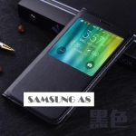 Case Samsung Galaxy A8 แบบฝาพับสวยโชว์หน้าจอเรียบหรู ดูดี ราคาถูก