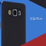 เคส Samsung Galaxy A7 ขอบเคส + ซิลิโคน สีดำเข้มขรึม สวย เงางามมากๆ ราคาถูก