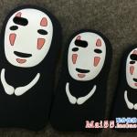 Case iPhone SE / 5s / 5 ซิลิโคน 3 มิติ การ์ตูนญี่ปุ่น มิยาซากิ faceless สุดหลอนสุดแนว ราคาถูก