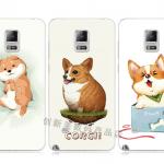 เคส Samsung Galaxy Note 4 ซิลิโคน soft case แบบนิ่ม สกรีนลายน้องหมาน่ารักมากๆ ราคาถูก